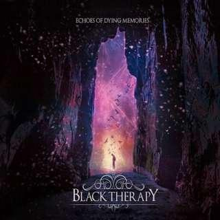 Black Therapy – Echoes of Dying Memories Digipak CD