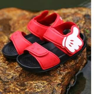 [NEW ITEMS] [PO] PROMOTION FOR MONTH !!  KIDS DISNEY SANDALS FOR SALES.