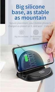 🚚 Baseus Horizontal Wireless Charger