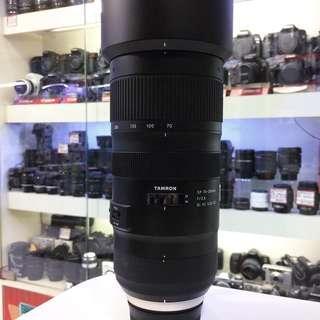 Tamron sp 70-20m f2.8 (G2)