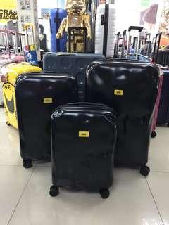 阿豪 典雅黑 Crash Baggage 破損箱 24寸行李箱