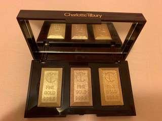 Charlotte Tilbury Bar of Gold Palette Highlight