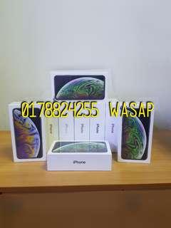 Iphone Xs Max 256 GB 4699Rm 0178824255 wasap