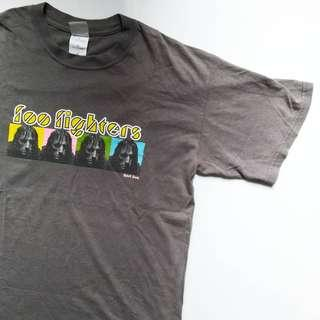 Foo fighters t shirt, (nirvana,dave grohl, kurtcobain)