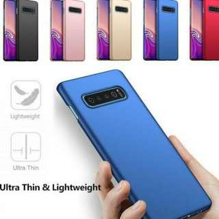 (All Instocks!) Samsung Galaxy S10e S10 E S10 S10 Plus Anti Shock Full Protection Casing 360 Degree Hard Case