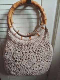 日本編織包 (Japanese woven bag)