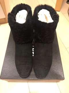 Chanel boots 短boots 39.5 適合38.5-39