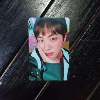 BTS JIN official PC - YNWA right ver album
