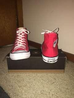 Red Converse