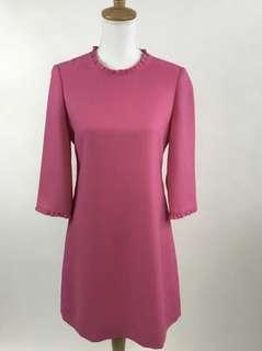 Authentic Kate Spade Pink dizzy dress