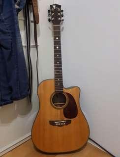 eagle吉他