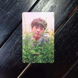 BTS JIN official PC - LY her ver O