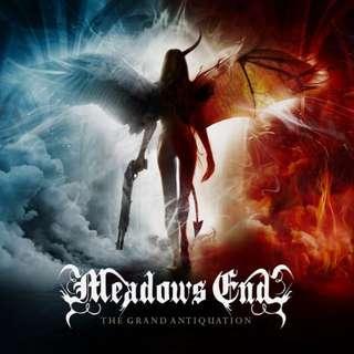 Meadows End - The Grand Antiquation Digipak CD