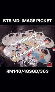 READY STOCK BTS LY HK MERCHANDISE