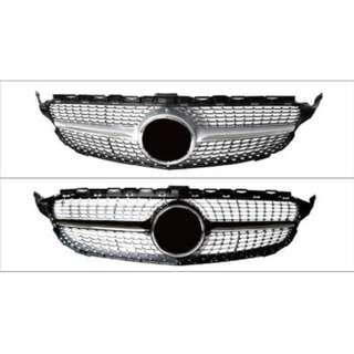 Diamond Grill, GTR Grill, AMG Grill Suitable for all Mercedes Cars