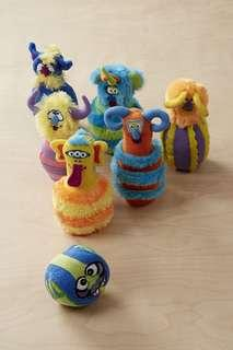 Melissa & Doug Monster Bowling Game