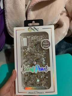 Casemate Mother of Pearl Karat case for iPhone X XS