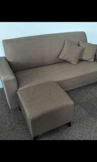 🚚 Sofa Almost NEW(with delivery)