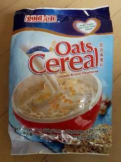 即沖燕麥片 Instant Oats Cereal