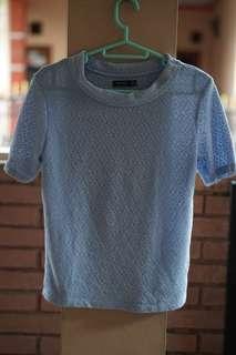 Bershka knit tops