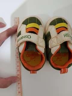 Osh Kosh baby shoe