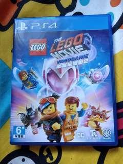 PS4 Lego Movie 2 中英文版
