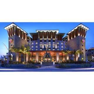 Hard Rock Hotel, Sentosa & Festive Hotell