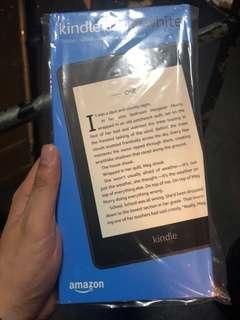 全新 最新 amazon kindle paperwhite 4 防水 8gb 有廣告
