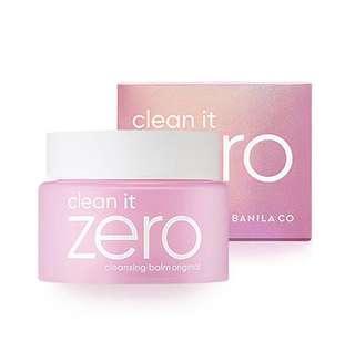 Banila Clean It Zero Original
