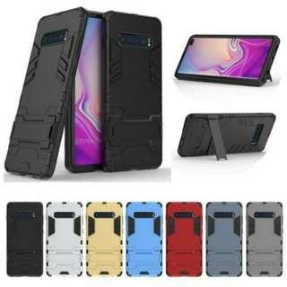 Samsung Galaxy S10 Plus Anti Shock Full Protection UAG Spigen Armour 360 Degrees Durable High Quality Hard Armour Case (New Stocks Arrived 20 March 2019)