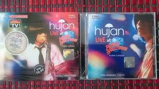Hujan Live At Planet Hollywood (2009) - Combo