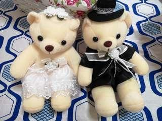 🚚 Bear(pair)for wedding ceremony
