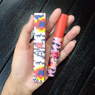 3CE Maison Kitsune velvet lip tint