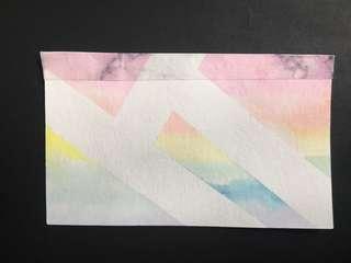 Winsor Newton Watercolour Ombré pocket size