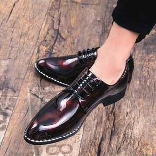[NEW ][PO] PROMOTION FOR MONTH !!! NEW COOL FORMAL SHOES ON SALES NOW!!! size 38-44