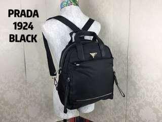 Prada 2ways bag unisex