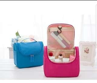 Toiletries Bag/Travel Organizer/Travel Essentials/ Cosmetics Pouch