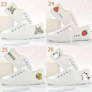 [NEW] [PO]  PROMOTION MONTH !! Super Pretty Cool HIgh Cut Shoes! SIZE 35-40 !!