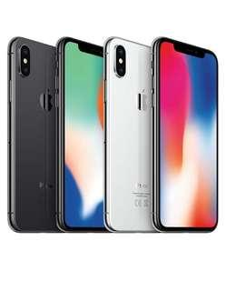 🚚 iPhone X Space Gray 256GB WTS