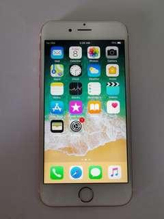 🚚 IPhone 6S Rose Gold 128GB WTS