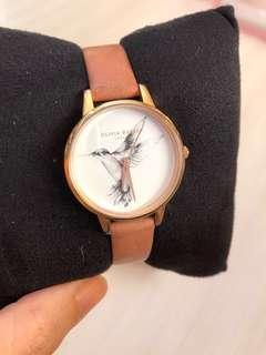 Hummingbird Olivia Burton Watch