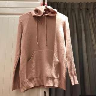 🚚 豆沙粉色毛衣
