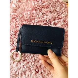 Authentic • Michael Kors MK cardholder/mini wallet 👛