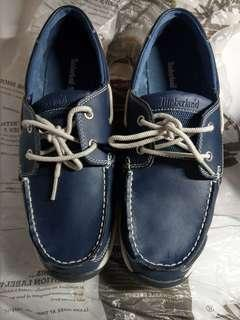 Timberland 帆船鞋 休閒鞋 藍色