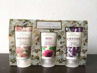 Marks & Spencer Floral Hand and Nail Cream Set