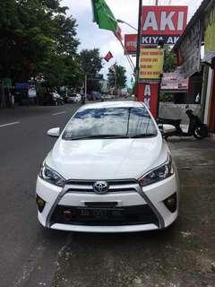 Toyota Yaris Tipe G thn 2014