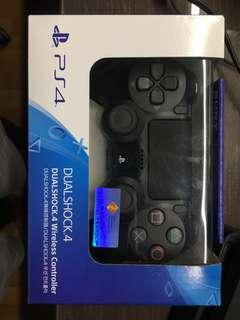 PS4 DualShock Controller (Black)