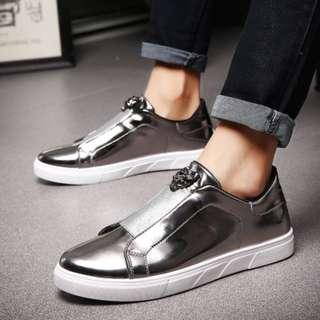 [NEW ][PO] PROMOTION FOR MONTH  !!! NEW COOL SHINEY SHOES ON SALES NOW!!! size 36-44 PM TO DEAL NOW!!