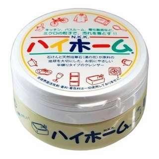 🚚 現貨(hand pointing right)日本製【Hihome】湯之花 萬用清潔劑  容量:400g