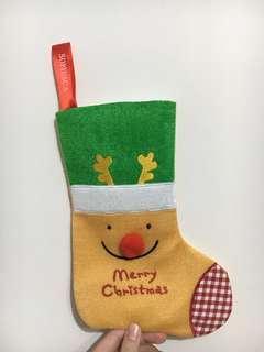 🚚 菓風小舖 聖誕襪-靦腆的麋鹿 #半價良品市集